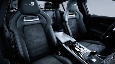 Jaguar XE SV Project 8 seats