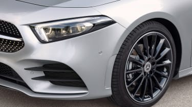 Mercedes-Benz A-class saloon – wheel