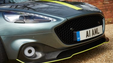 Aston Martin Rapide AMR grille