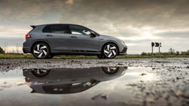 Volkswagen Golf GTI Clubsport - side static