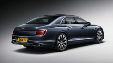 2019 Bentley Flying Spur saloon - rear