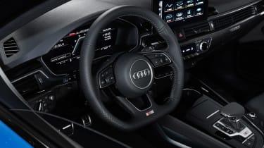 2019 Audi A4 Avant - interior
