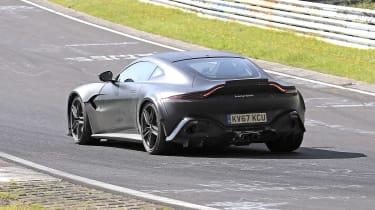 Aston Martin Vantage mule – 9