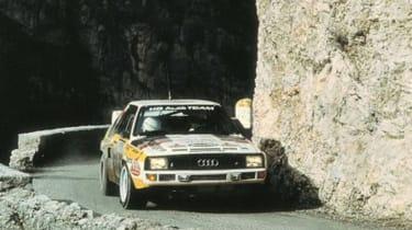 Audi Quattro - WRC