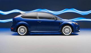 Ford Focus RS hot hatchback