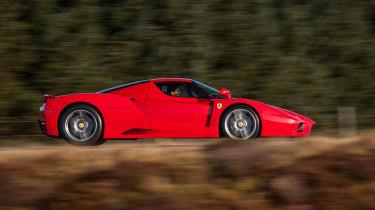Ferrari Enzo evo side