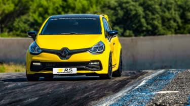 Renault Sport Performance parts front