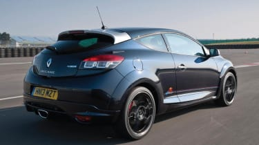 Renault Megane Red Bull RB8 Racing blue and silver