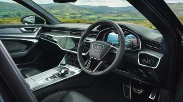 Audi A6 Estate S-Line -  interior
