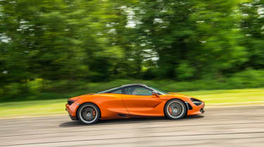 DMS McLaren 720S - side