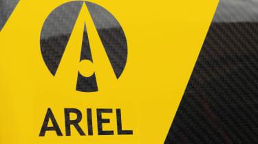 Ariel Atom 3.5R badge