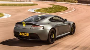 Aston Martin AMR Vantage - V12 rear static