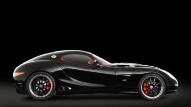 Trident Iceni Magna coupe black