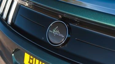 Ford Mustang Steve McQueen Bullitt Edition – rear badge