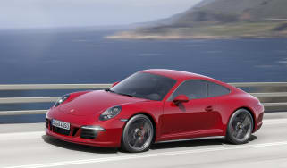 Porsche 911 GTS Coupe