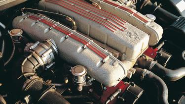 Ferrari 575M Maranello engine