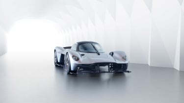 Aston Martin Valkyrie - front three quarter