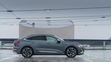 Audi e-tron S Sportback - static