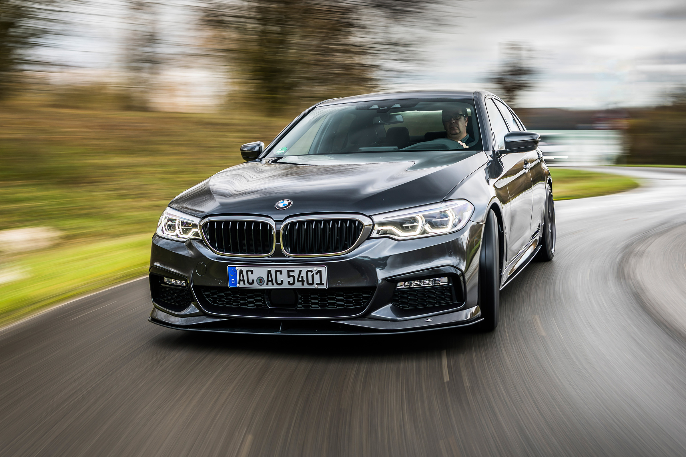 Ac Schnitzer 540i Review Is The Fettled 5 Series Worth Extra 15k Evo