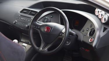 Civic Type R Mugen interior