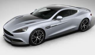 Aston Martin Vanquish Centenary Edition front