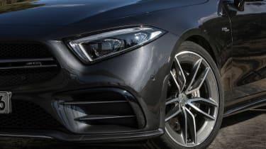 Mercedes-AMG CLS 53 - lighting