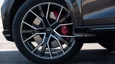 Audi SQ8 TFSI 2021 – wheels