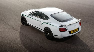 Bentley Continental GT3-R prices, specs and pictures