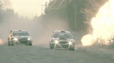 Video: Petter Solberg Extreme Motorshow