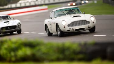 Goodwood revival 2017 - Aston Martin