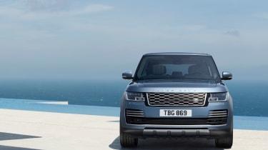 MY18 Range Rover - front