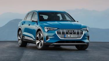 Audi e-Tron - nose