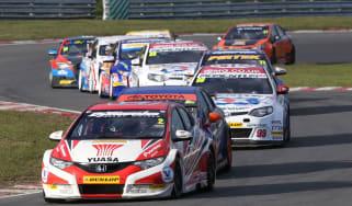 BTCC British Touring Cars Brands Hatch 2013