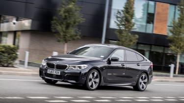 BMW 6-series GT 640i - front quarter