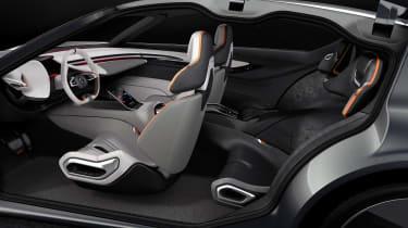 Pininfarina HK GT - cabin side