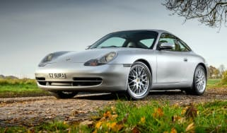 Porsche 911 Carrera (996) icon