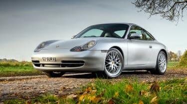 Porsche 911 Carrera (996) icon