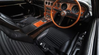 Toyota 2000GT interior
