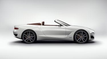Bentley EXP12 Speed 6e - Side