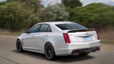 Cadillac CTS-V - rear