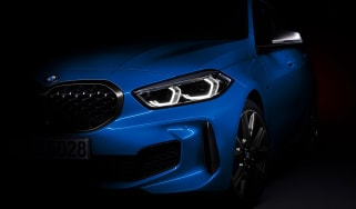 2020 BMW 1 Series teaser