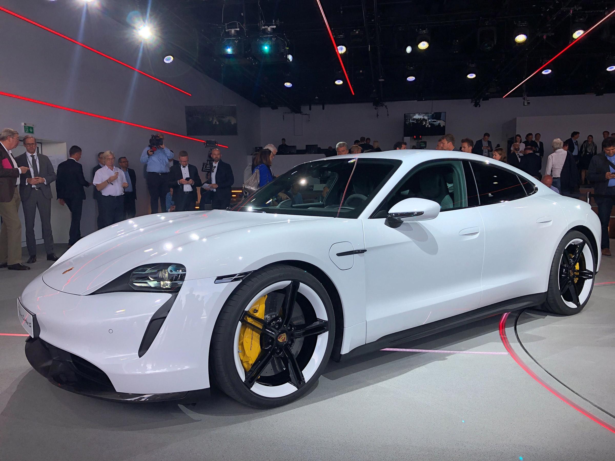 2020 Porsche Taycan revealed – 750bhp EV ready to go | Evo