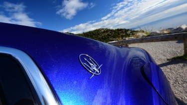 Maserati Ghibli S – C-pillar