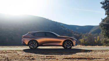 Lexus LF-1 Limitless - profile