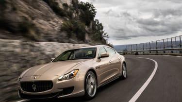 2013 Maserati Quattroporte review