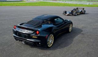 US Lotus Evora Sport 410 - Rear