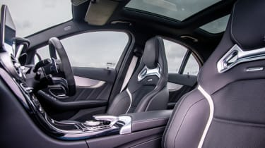 Mercedes-AMG C63 S Saloon - Interior
