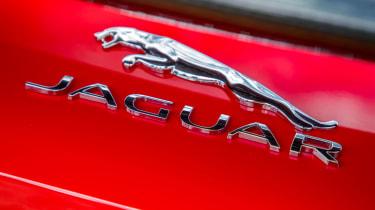 2018 Jaguar F-type SVR - Badge