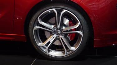 Vauxhall Adam S Recaro alloy wheel