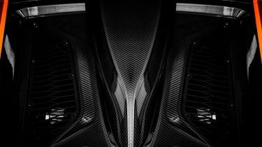 Zenvo TSR-S – engine plenum